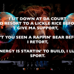 Bespoke NBA Rap