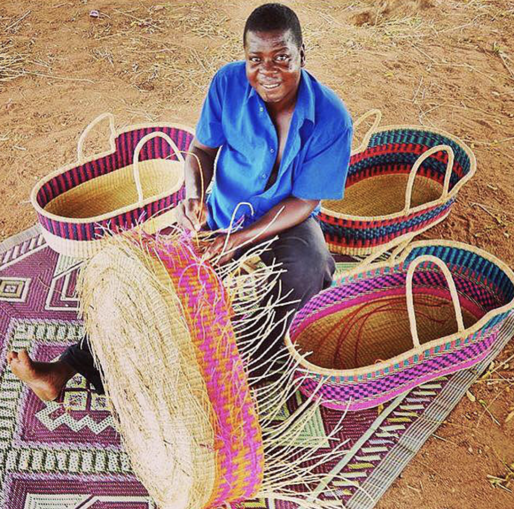 Moses Baskets in the making - Bilia Moses Baskets - Bilia Baby UK