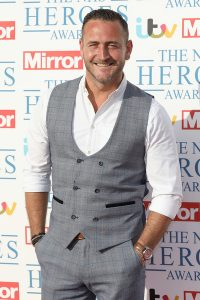 Actor Will Mellor